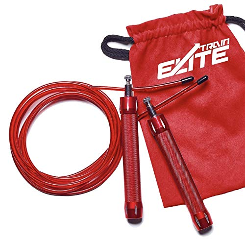 Train Elite 1.2 LB Heavy Weighted Cable Adjustable Locking System
