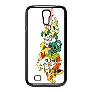 High quality cute pikachu protective case cover For SamSung Galaxy S4 Case SHIKAI13169
