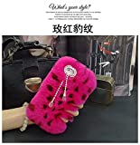 Best iLuv Cover For Iphone 5s - 1 Piece Genuine Rex Rabbit Fluffy Fur Phone Review