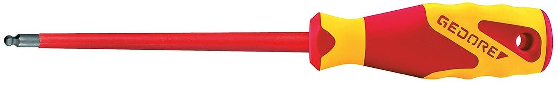 Ball end 5 mm GEDORE VDE 2163 K 5 VDE Screwdriver