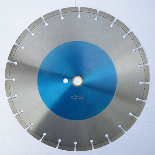 Premium 14 Inch LASER WELDED Diamond Blades Segmented Dry or Wet Cutting for All Saws Concrete Brick Block & more