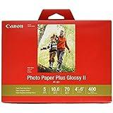 Canon PP-301 - Papel fotográfico (Brillo, 400 hojas)