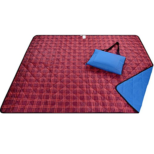 Roebury Picnic Blanket - Water-Resistant Outdoor Blanket - Large