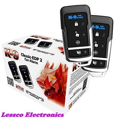 Excalibur K9-Classic-EDP2 Deluxe 4-Button, 1-Way Security/Keyless Entry - Keyless Entry System Excalibur