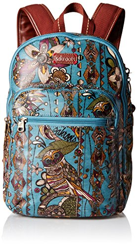 sakroots-womens-artist-circle-mini-backpack-w-phone-charging-wristlet-lagoon-spirit-desert