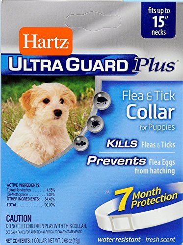 Hartz 96341 0.77 Oz Advanced Care 3 in 1 Control Collar for