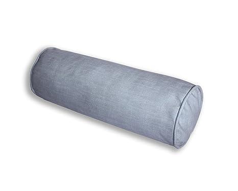 45 * 15 cm, cojín cilíndrico, Almohada reclinable de la Mano ...
