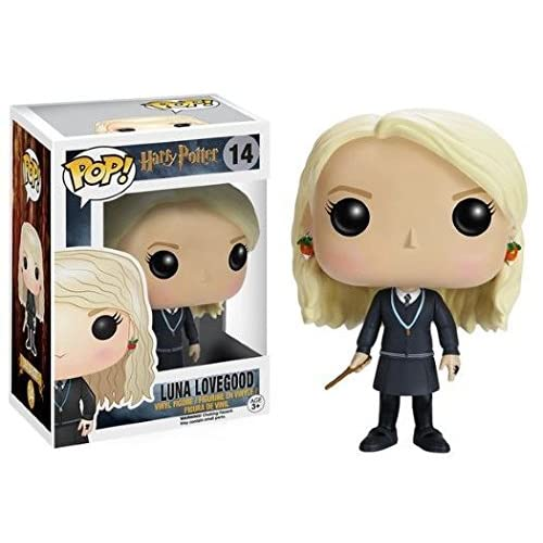 Calendrier De Lavent Harry Potter Funko Pop.Funko Pop Harry Potter Luna Lovegood Luna Lovegood Lion