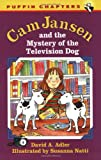 The Mystery of the Television Dog, David A. Adler, 0140388001