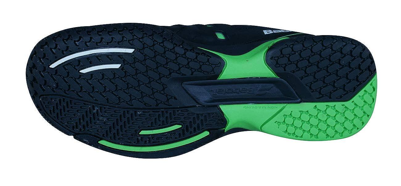 Babolat Propulse BPM Wimbledon Junior//Kids Tennis Sneakers//Shoes