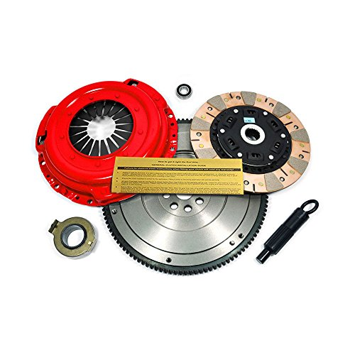 EFT DUAL-FRICTION STAGE 3 CLUTCH KIT & HD FLYWHEEL, used for sale  Delivered anywhere in USA