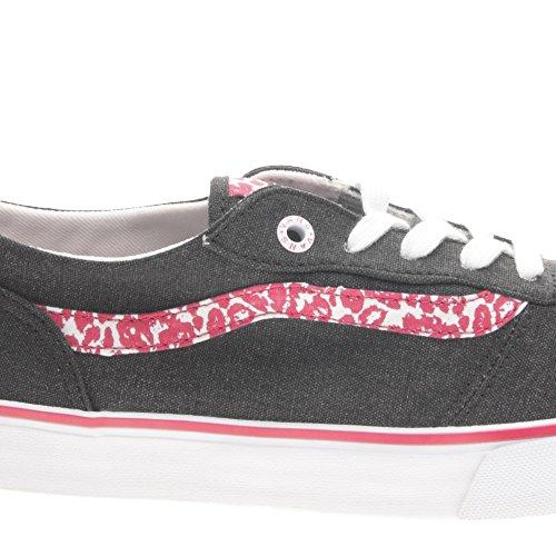 Mode Milton Vans W Femme Gris rose Baskets 4wwCtx
