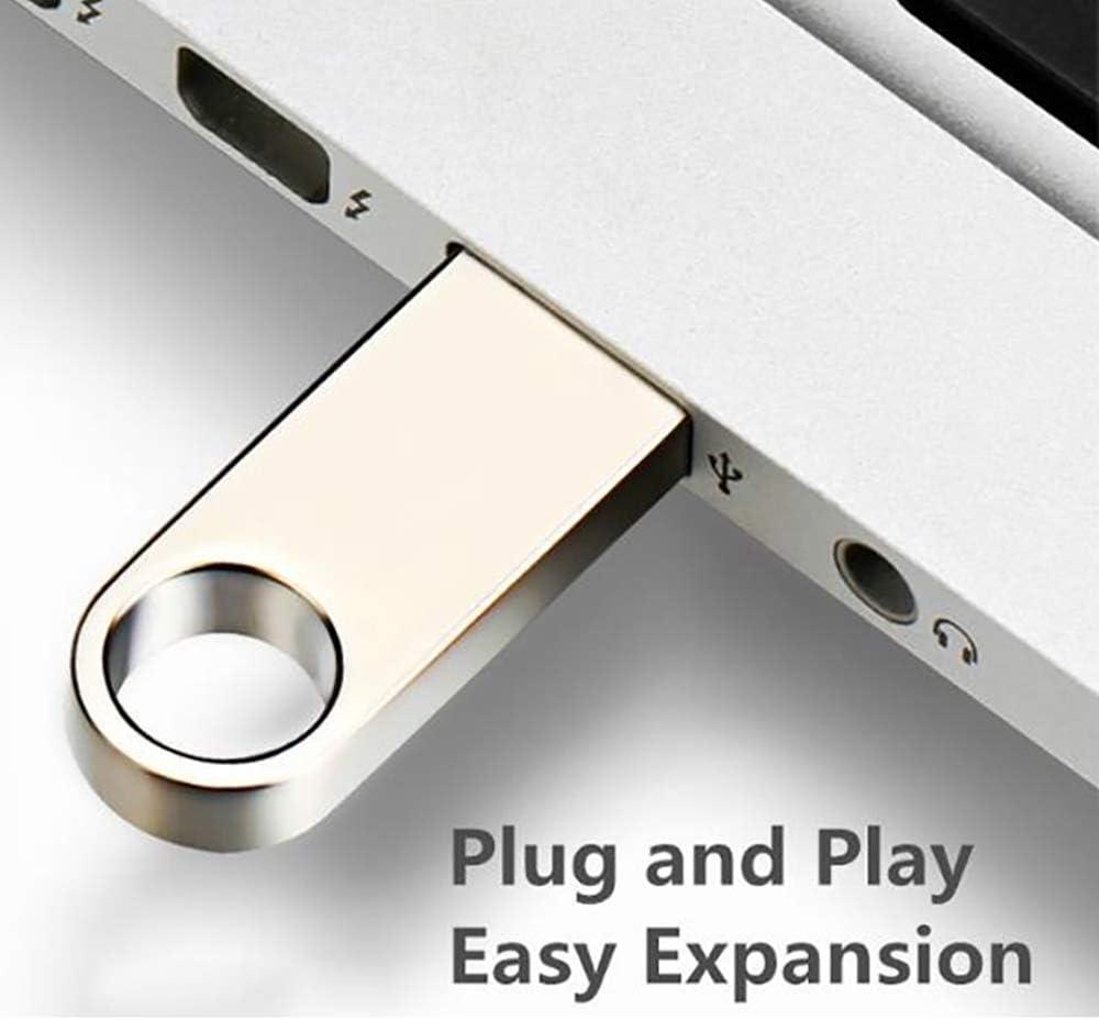 1TB, Style A 1TB Waterproof USB Flash Drive Thumb Drive Memory Stick External Storage Pen Drive