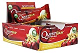 Quest Nutrition QuestBar Protein Bar Apple Pie -- 12 Bars