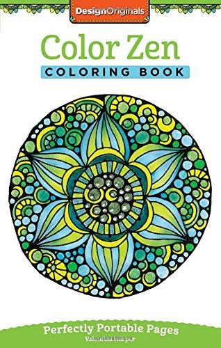 Color Zen Coloring Book