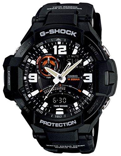 Casio-Mens-GA1000-Gravity-Master-G-Shock-Aviation-Watch