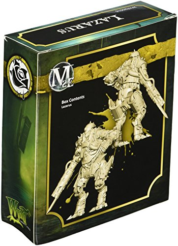 Wyrd Miniatures Malifaux Outcast Lazarus Model Kit 4