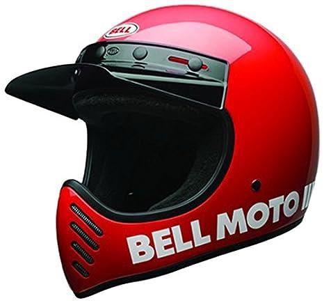 Bell Casco Moto-3 Classic, Rosso, Taglia XL Bell Sports BH 7081037