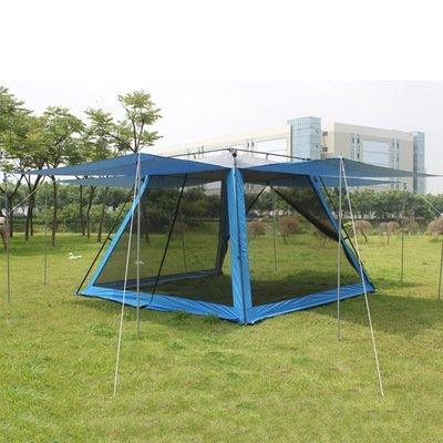 MCCKlappbarer Outdoor-Markise Doppel Zelt
