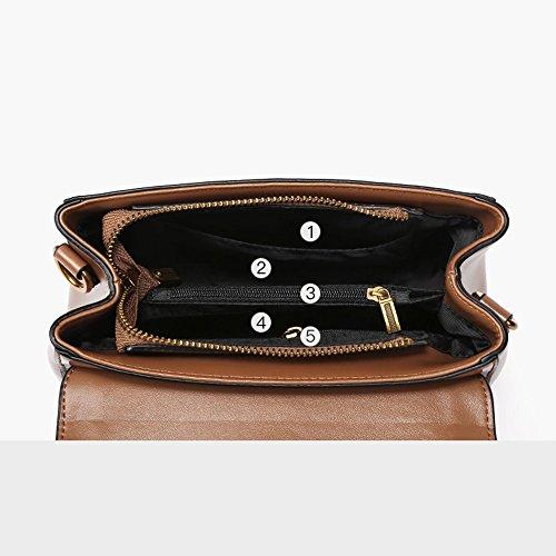 Shoulder Bag Bag Bag Messenger Leather Bag GAOYANG Female Small 1Pp40n0