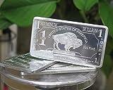 1 oz One Troy Ounce USA American Buffalo .999