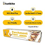 Katbite Heavy Duty Parchment Paper Roll for