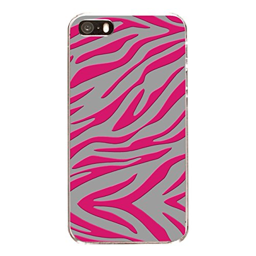 "Disagu Design Case Coque pour Apple iPhone 5 Housse etui coque pochette ""Zebra No.2"""