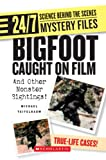 Bigfoot Caught on Film, Michael Teitelbaum, 0531175316