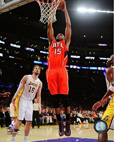Al Horford Atlanta Hawks 2013-2014 NBA Action Photo (Size: 8