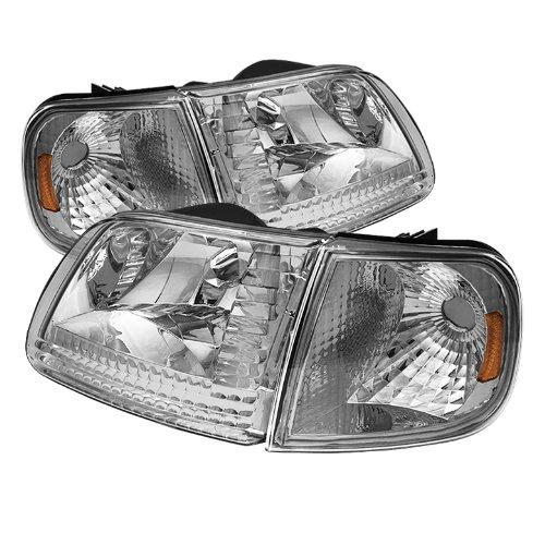 99 f150 headlights clear - 4