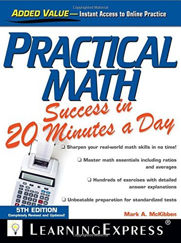 Practical Math Success in 20 Minutes a Day (Skill Builders) by Mark A McKibben (2012-03-16)