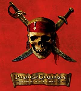 Pirates of the Caribbean Soundtrack Treasures Collection 特別版