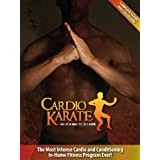 As Seen on TV Cardio Karate 14-DVD Set with Program Guide and Workout Calendar