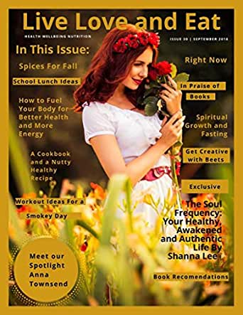 Amazon com: The Live, Love And Eat Magazine: Kindle Store