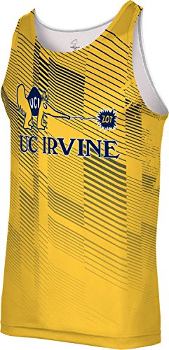Spectrum Sublimation Men's University of California Irvine Bold Tank - Irvine Spectrum Shops