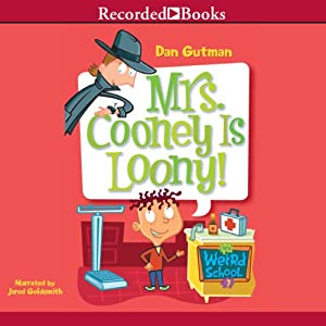 Mrs. Cooney Is Loony Audiobook