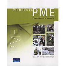 Management des pme couverture pearson f