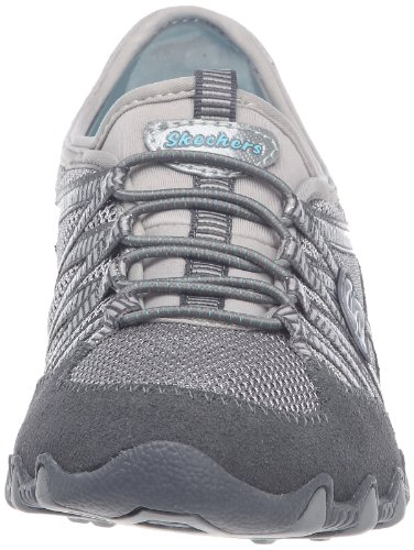 donna 21159 Bikers nbsp;Hot Ticket Skechers Ccgy Grigio Grau Sneaker 6x4wSX