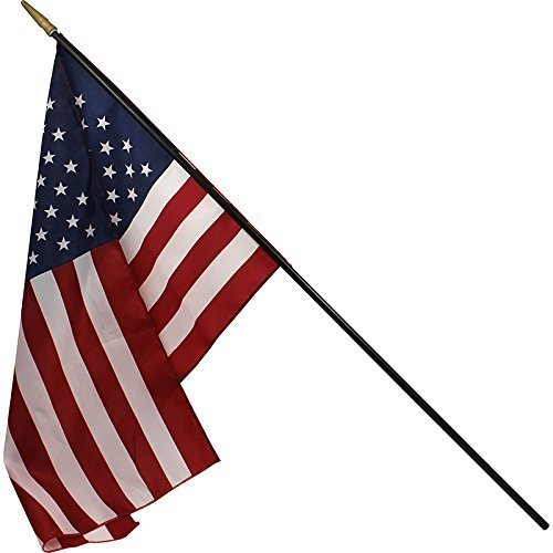 Flagzone FZ-1049304BN Heritage U.S. Classroom Flag, 16 X 24, MultiPk 3 Each