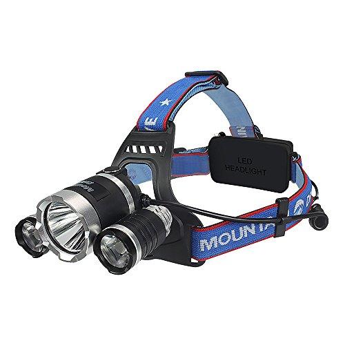 SALE! Headlight Flashlight Hiking Rechargeable XML T6 CREE