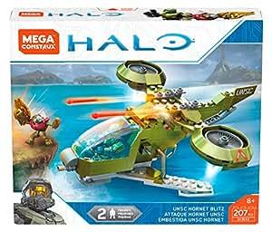 Mega Construx Halo Halo UNSC Hornet Blitz Multicolor