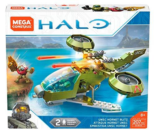 Mega Construx Halo UNSC Hornet Blitz ()