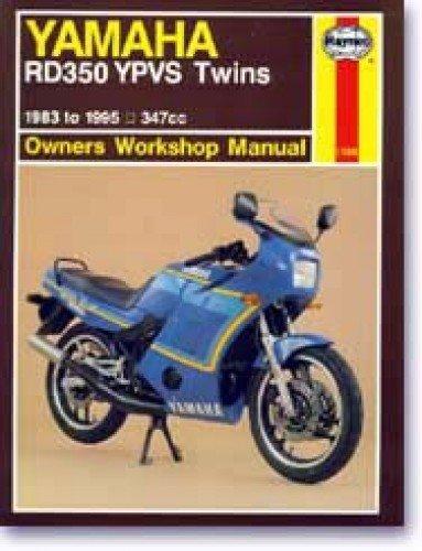H1158 Haynes Yamaha Rd350 Rz350 Ypvs 1983 1995 Motorcycle Repair Manual