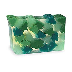 Primal Elements Bar Soap in Shrinkwrap, Evergreen Twist, 6 Ounce