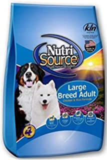 Amazon Com Nutrisource Trout Rice Dog Food 30 Lb Pet Supplies