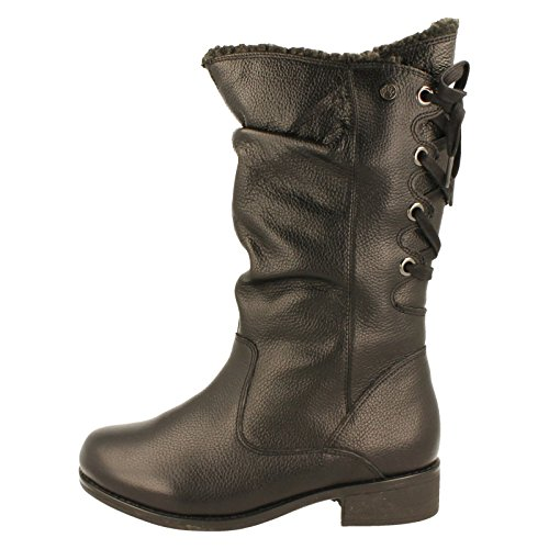 Piper Boots Blacks Women's Ankle Padders SndYHqgS