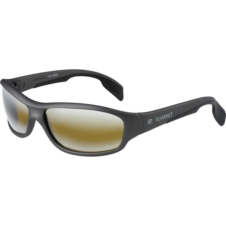 39a4493d8e74 Amazon.com  Vuarnet VL0113 Sunglasses (Dark grey
