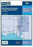 Imray Chart B5: Martinique to Tobago and Barbados Passage Chart (B Charts)