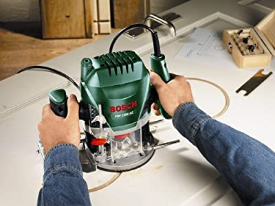 Bosch pof 1200 ae router its a pretty cheap router that gets the inch shank router bits which would not suit this model as well late for me but im an occasional user so i will copeif id recognised would have spent greentooth