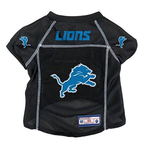 NFL Detroit Lions Pet Jersey, XS